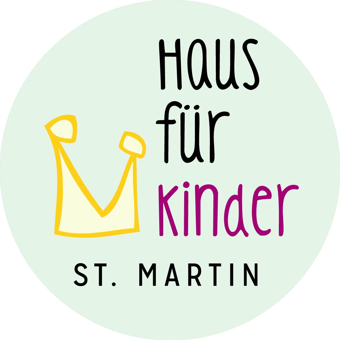 Kindergarten St. Martin in Waldbüttelbrunn Logo